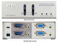 ATEN VGA MATRIX SWITCH 2-2 VS0202
