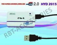 USB MULTI-CARD READER rbt 2015