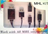MHL KIT MICRO USB pin 5 + pin 11 to HDMI cable