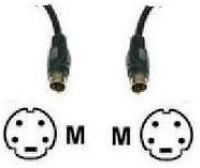 KABEL S-VIDEO TO S-VIDEO PIN 4 M-M