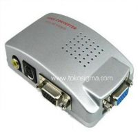 VGA TO VIDEO & S-VIDEO CONVERTER FY-1301