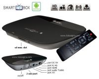 SMART TV BOX ANDROID / INTERNET BOX SET