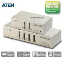 ATEN VGA MATRIX SWITCH model <a href=/?1157,en_aten-vga-matrix-switch-2-2-vs0202&quot;>VS0202</a>  and VS0204