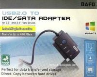 BAFO BF-250 USB 2.0 TO IDE / SATA ADAPTER