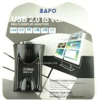 BAFO USB 2.0 TO VGA ADAPTER