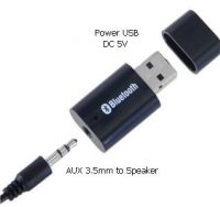 BLUETOOTH MUSIC RECEIVER DONGLE 810