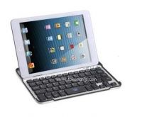 ALUMINUM CASE BLUETOOTH KEYBOARD FOR IPAD MINI