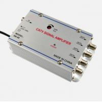 CATV SIGNAL AMPLIFIER 4 PORT