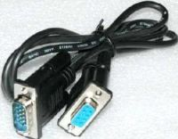 KABEL DB9 Female TO DB15 VGA Male