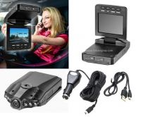 CAR HD PORTABLE DVR with 2.5in TFT LCD SCREEN