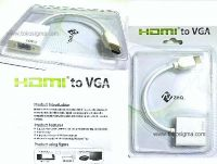 hdmi m to vga f adapter cable