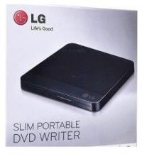 LG SLIM PORTABLE USB DVD WRITER
