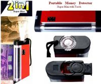 PORTABLE MONEY DETECTOR