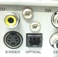 contoh port nya optical audio TOSLINK