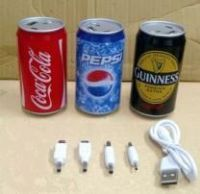 POWER BANK 5600mAh - Kaleng Soft drink