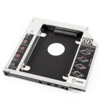 2nd HDD CADDY UNIVERSAL 12.7mm