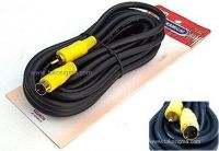 KABEL S-VIDEO PIN 4 M TO 1 RCA VIDEO M 5mtr