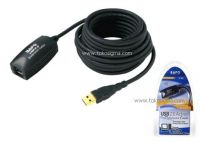 BAFO USB 2.0 AKTIVE EXTENSION CABLE 5mtr BF-3001