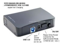 USB 3.0 HUB 4PORT + 1 PORT USB Apple Fast Charging