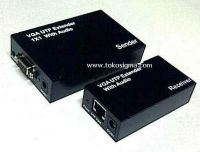 VGA UTP EXTENDER 1X1 SPLITTER WITH AUDIO