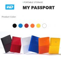 WD MY PASSPORT ULTRA PORTABLE HARD DRIVE USB3.0 - 1TB
