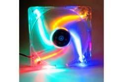 Cpu Fan Transparan Lampu Toko Sigma